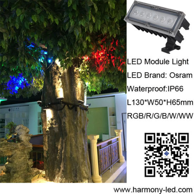 6W LED Spot Lamp with Hook Lighting for Trees