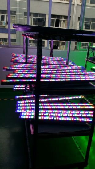 RGB Exterior Light Full Color LED Wall Washer With CE ROHS CCC ISO901 Approved