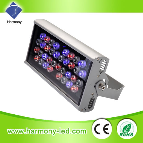 Waterproof IP65 36W RGB LED Floodlight