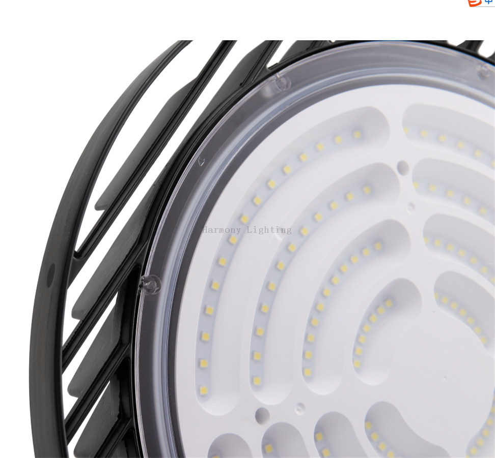 RH-GK005 High Performance Customizing IP65 Industrial LED UFO Highbay Light