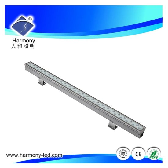 Unique Design Hide Wire Aluminum Groove Outdoor DMX LED Wall Washer
