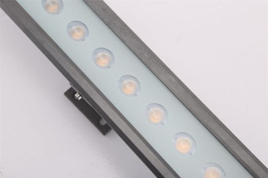 High Illumination 36W Outside House DMX LED Wall Lights With CE CCC Certifications