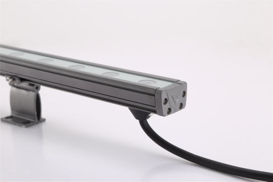 DMX 512 Control LED Linear Wall Washer Light Bar