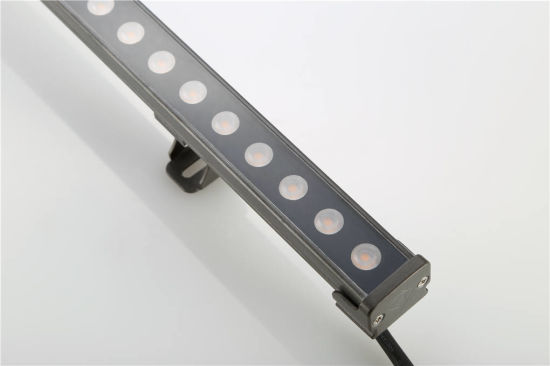 Outer Wall IP65 RGB LED DMX 512 Wall Washer Light