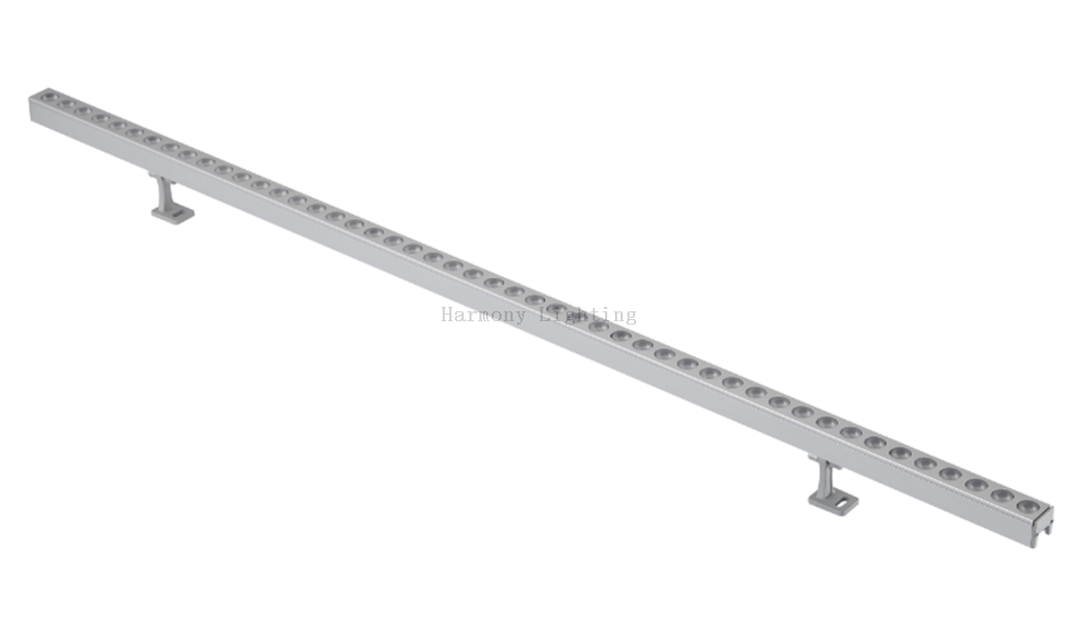 RH-W25 Dimmable LED Linear Light Bar Linear LED Wall Washer with Lens